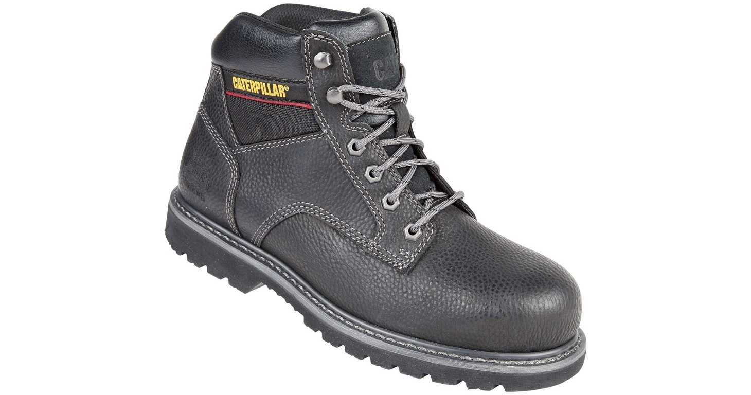 How to Clean & Maintain Your Caterpillar Safety Boots