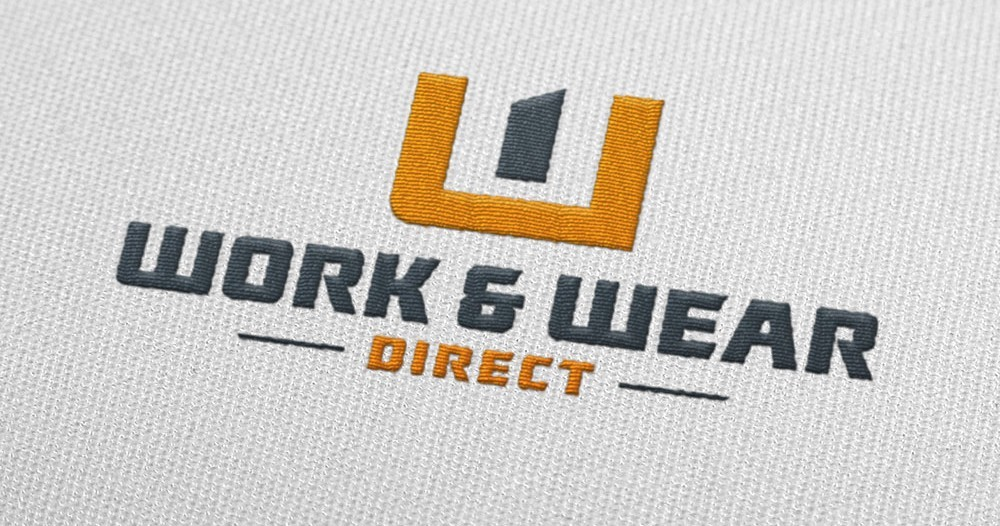 Look the Business with YOUR LOGO Printed or Embroidered