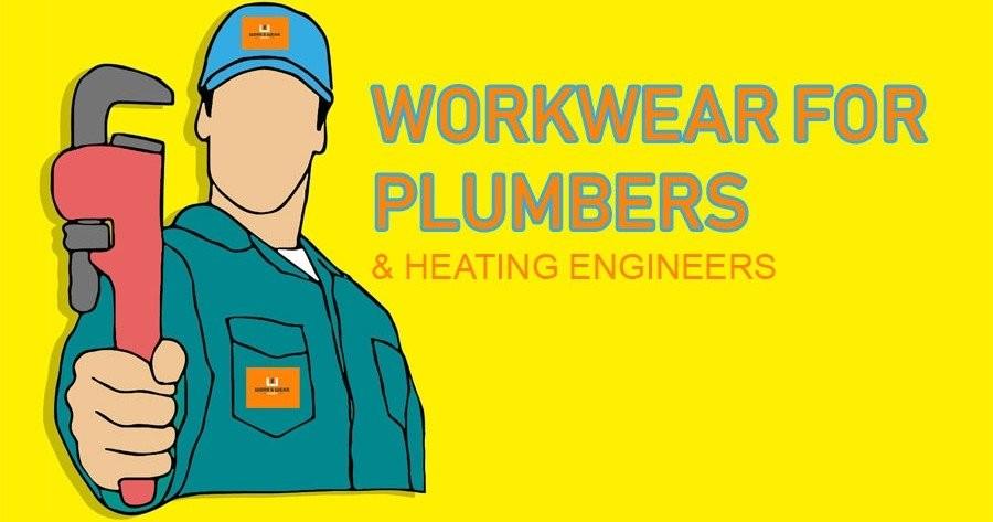 Workwear for Plumbers & Heating Engineers