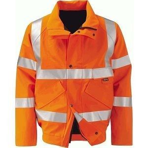 Rail Hi Vis Clothing