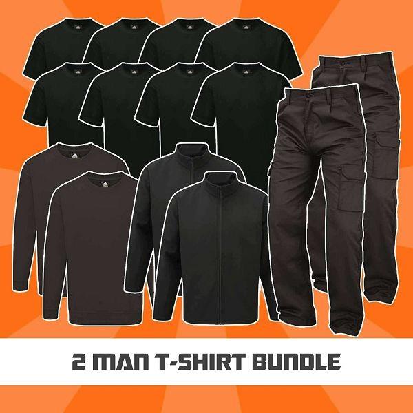 2 Man T-Shirt Bundle