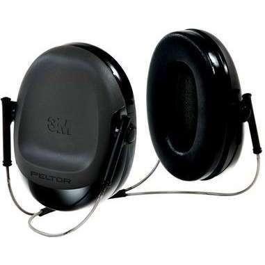 3M Peltor Welding Ear muffs, Neckband - 26 dB (H505B-596-SV)
