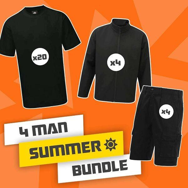 4 Man Summer Bundle
