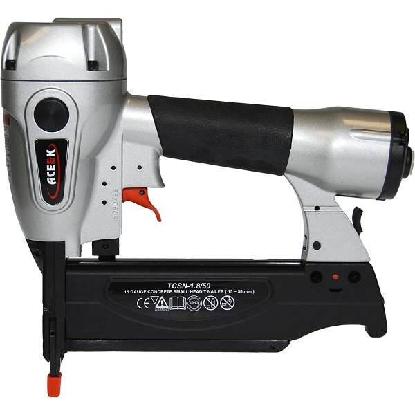 Ace & K 15 Gauge Concrete Small Head T- Nailer 18-50mm