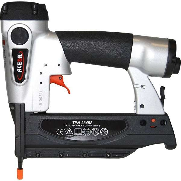 Ace & K 23 Gauge Headless Pin Nailer 15-45mm