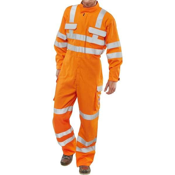 ARC Compliant Rail Spec Coverall