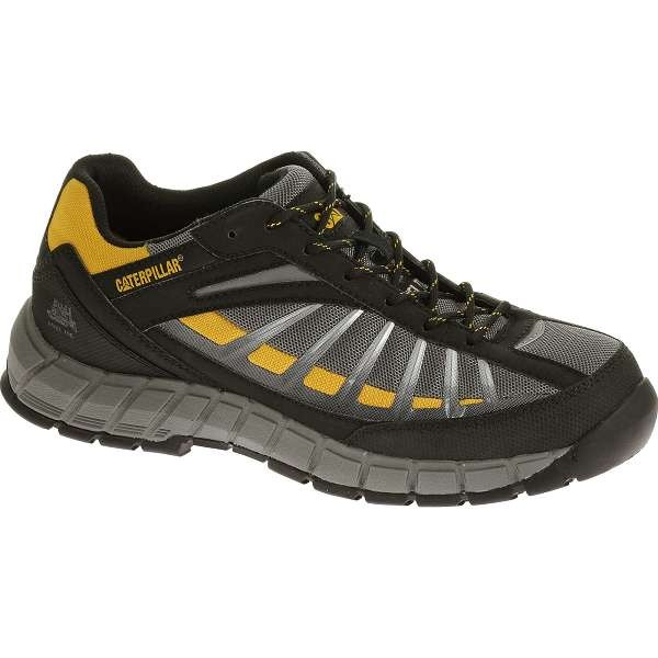 Caterpillar Black/Grey Infrastructure Safety Trainer