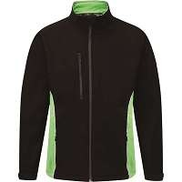 Sportstone Two Colour Soft Shell Jacket