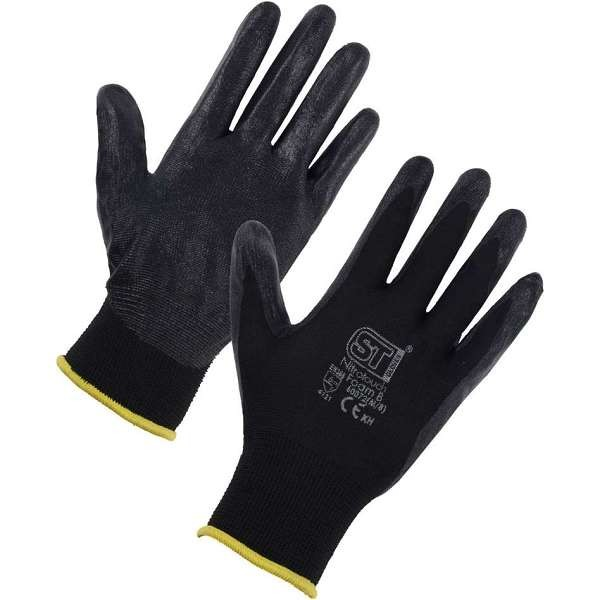 Black Nitrile Glove (Nitrotouch)