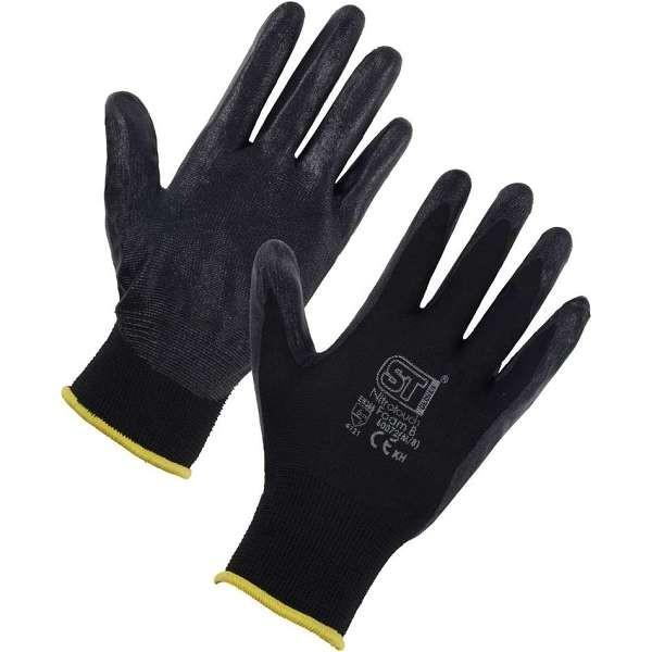 Black Nitrile Glove (Nitrotouch)