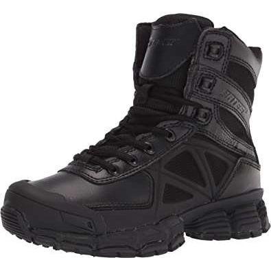 Bates Velocitor 8 Black Boots