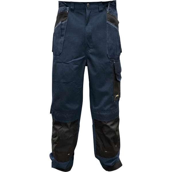 Black Cordura Multi-Tool Combat Trouser