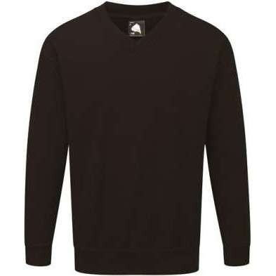 Buzzard V-Neck Sweatshirt