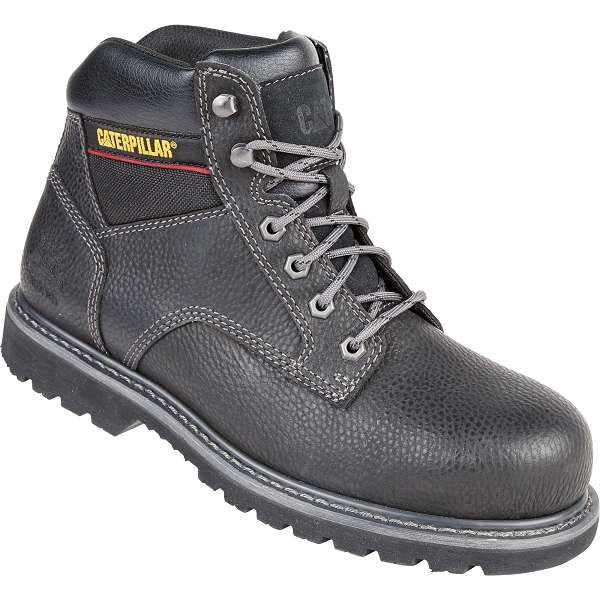 Caterpillar Black Tracker Safety Boot