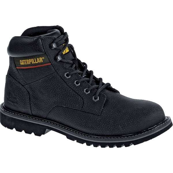 Caterpillar Electric Black Safety Boot
