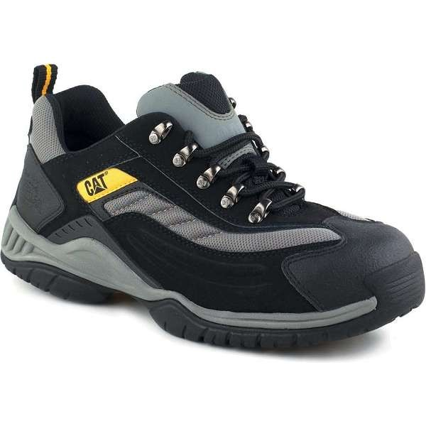 Caterpillar Moor Black CAT Safety Trainer
