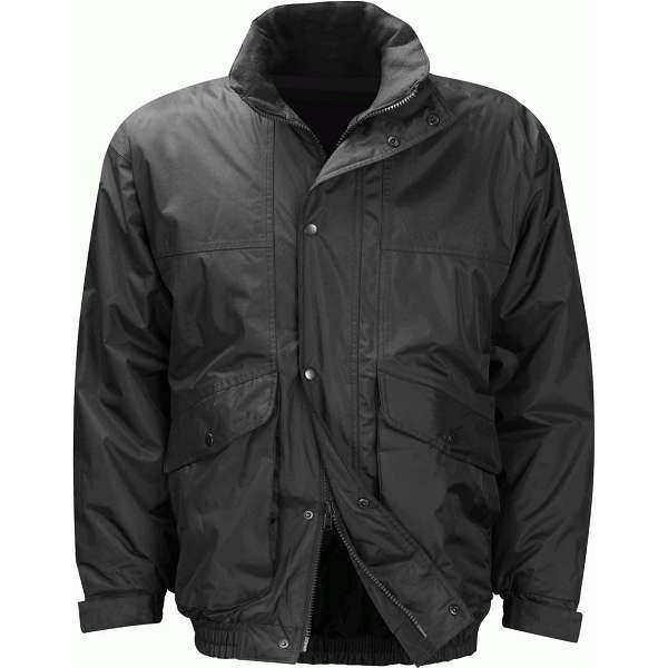 Courier Waterproof Bomber Jacket