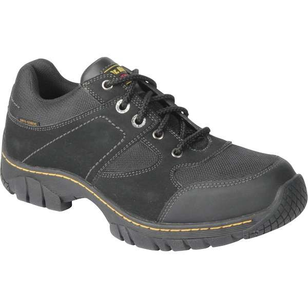 Dr Martens Black Gunaldo ST Safety Shoes