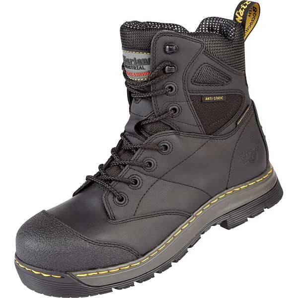 Dr Martens Black Torrent ST Waterproof Safety Boots