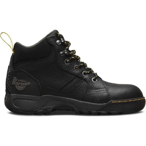 Dr Martens Grapple ST Black Safety Boots
