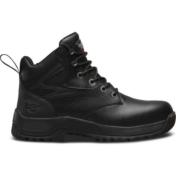 Dr Martens Torness ST Black 6 Tie Safety Boots