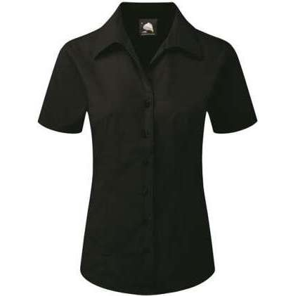 Edinburgh Premium Short Sleeve Blouse