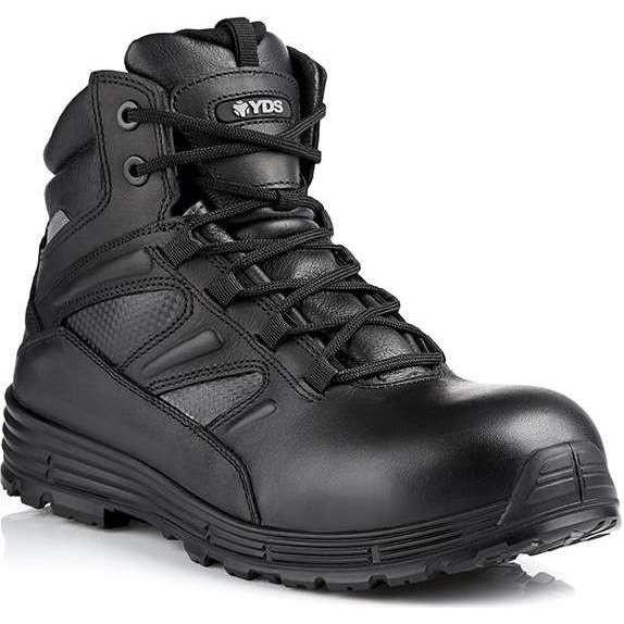 Goliath Alpina 6 Side Zip Safety Boot