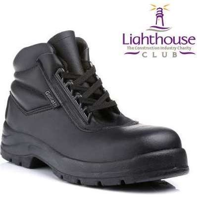 Goliath Chemical Safety Boots (EL170SiCHM )