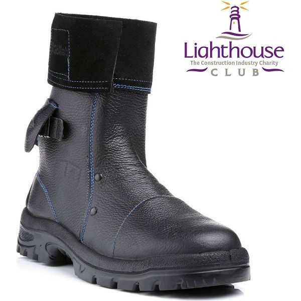 Goliath Mid Blast Calf Length Foundry Boot (HM2005WSi)