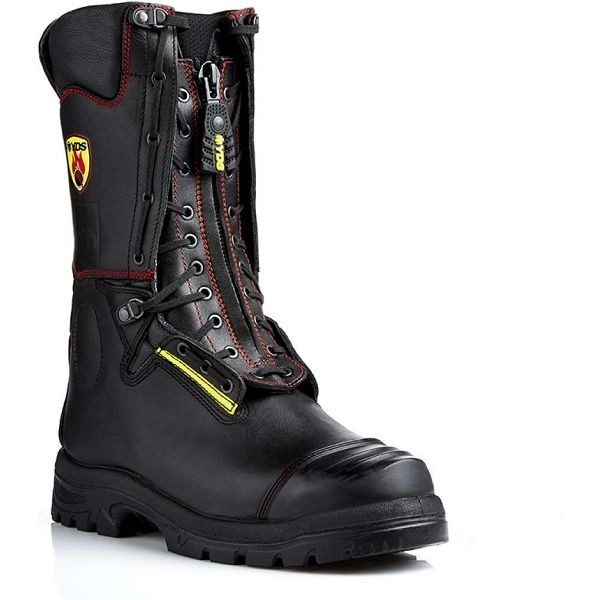 Goliath Talos Zip Up Firefighter Boot (NFSR1116)
