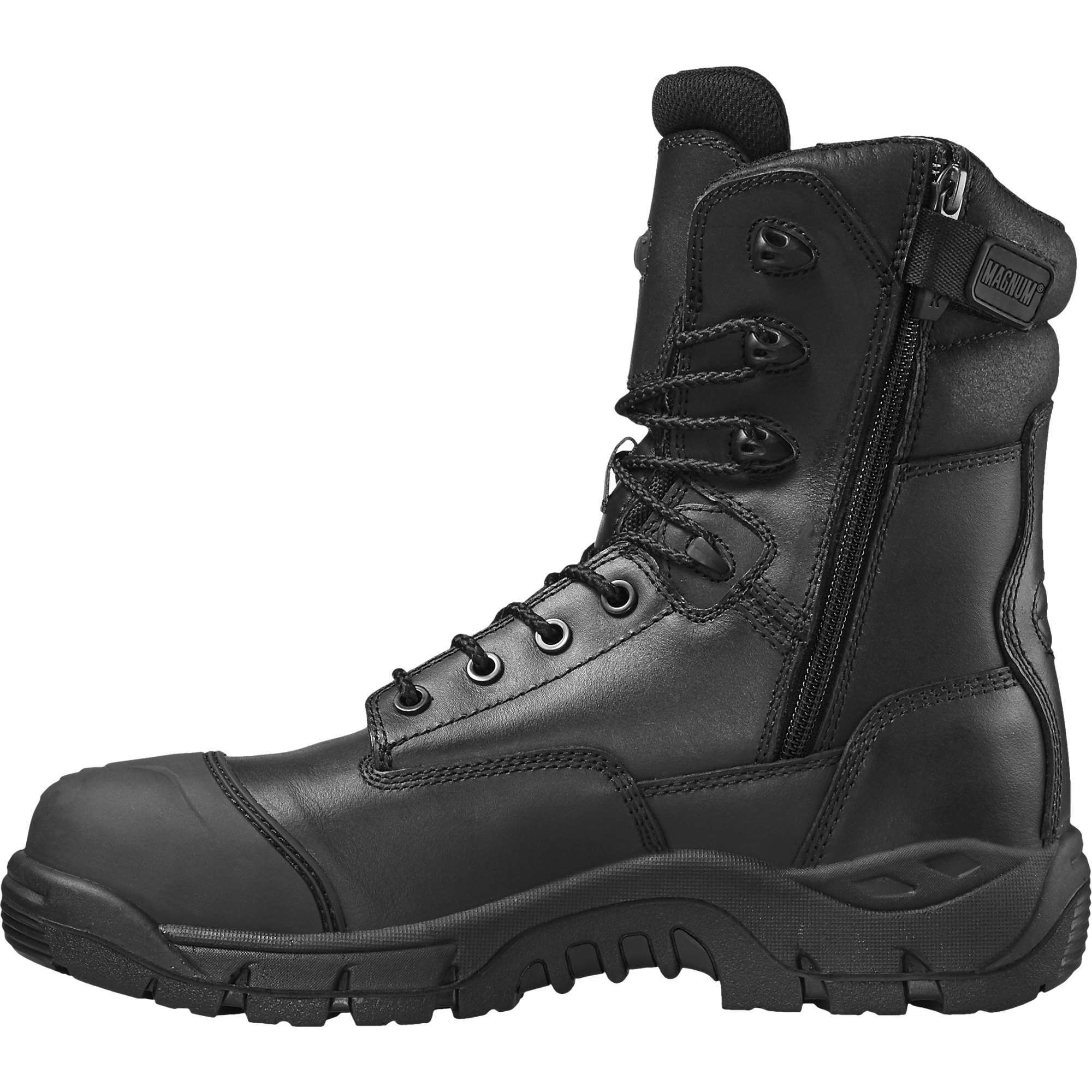Magnum Rigmaster Sidezip Waterproof Safety Boot