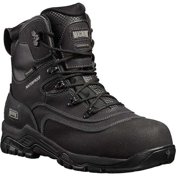 Magnum Broadside 8.0 Composite Waterproof Safety Boots