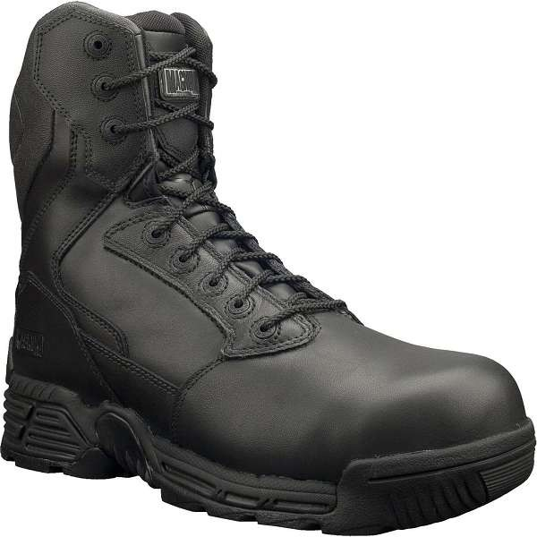 Magnum Stealth Force 8.0 Leather Composite Safety Boots