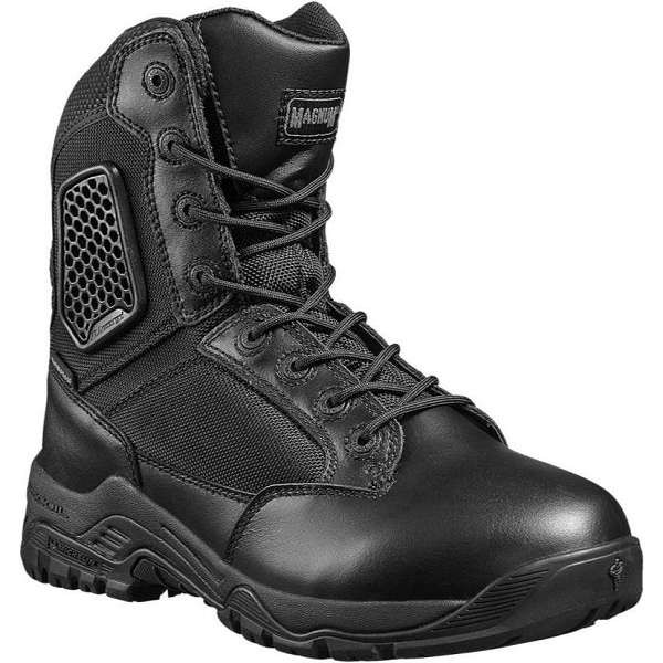 Magnum Strike Force 8.0 Waterproof Side Zip Uniform Boots