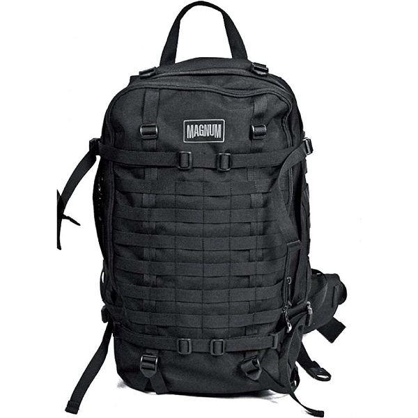 Magnum Taiga 40 ltr Black Tactical Rucksack