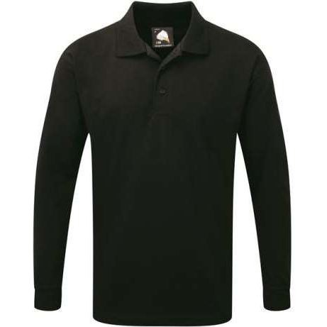 Orn Weaver Premium Long Sleeve Polo Shirt