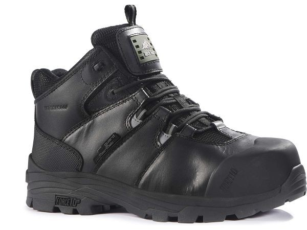 f831831c593 Rock Fall Rhyolite S3 Waterproof Safety Boots | Work & Wear Direct