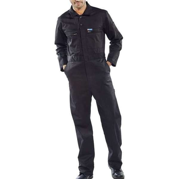 Super Click Heavy Weight Coverall