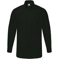 Classic Oxford Cotton Long Sleeve Shirt