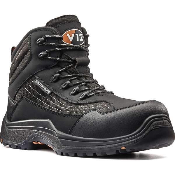 V12 Caiman IGS S3 Safety Boot