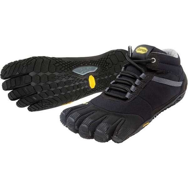 Vibram Five Fingers Trek Ascent Insulated - Black