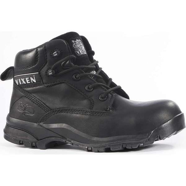 Vixen Onyx Waterproof S3 Ladies Safety Boots