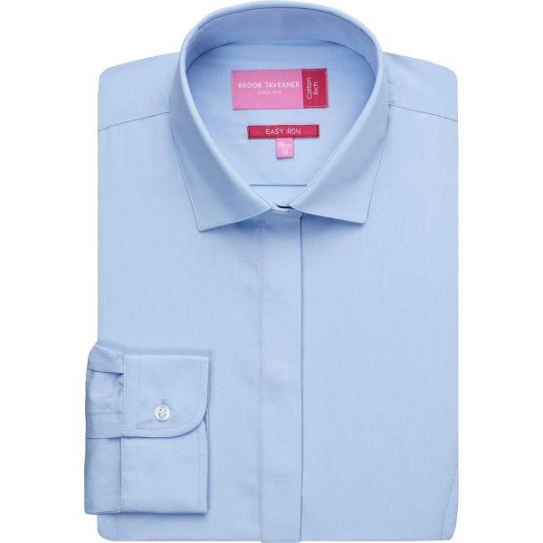 Brook Taverner Parma Long Sleeve Blouse