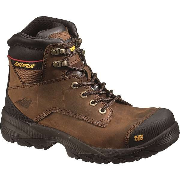 Caterpillar Brown Spiro Safety Boot