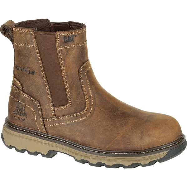 Caterpillar Pelton Dealer Safety Boot