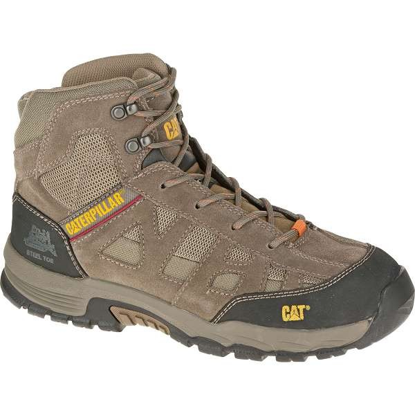Caterpillar Structure MID Brown Safety Boot