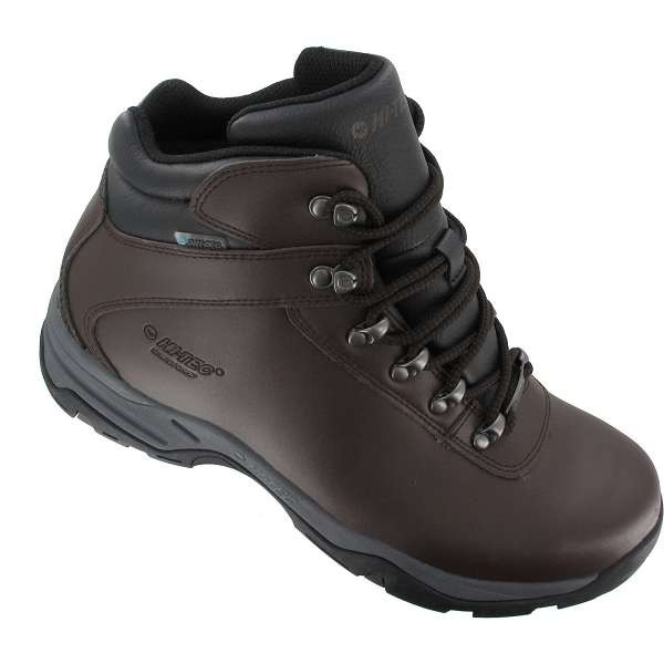 Hi-Tec Eurotrek Waterproof Hiking Boots