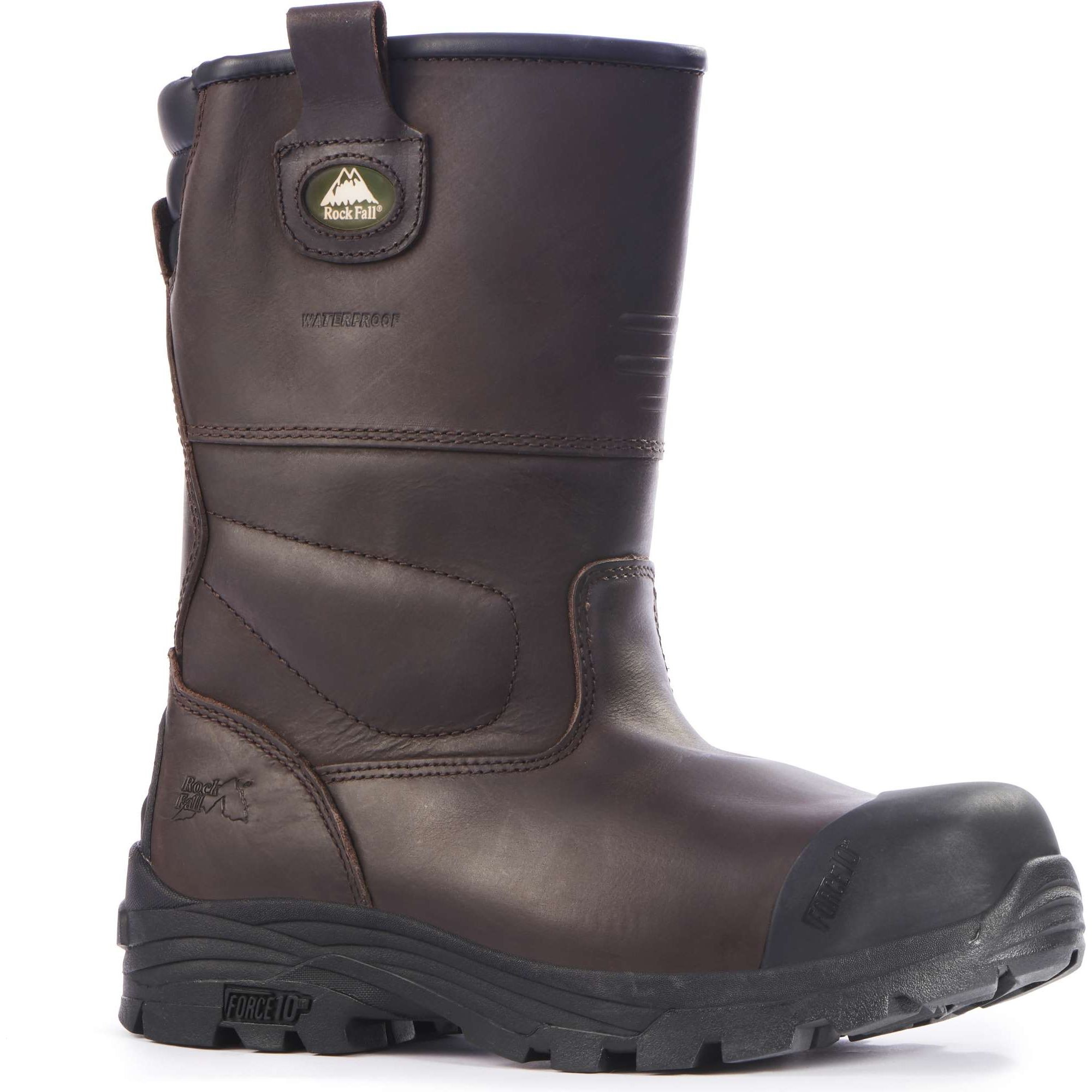 Rock Fall Texas Waterproof Rigger Safety Boot (RF70)
