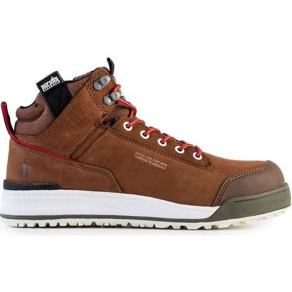 Scruffs Switchback Brown Safety Boots