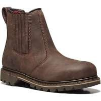 V12 Rawhide Brown Safety Dealer Boots